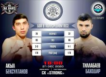 Two more Uzbeks will fight in the Kyrgyz promotion