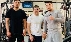 Sher Mamazulunov to return in March
