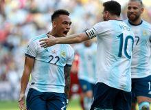 Аргентина терма жамоаси форварди