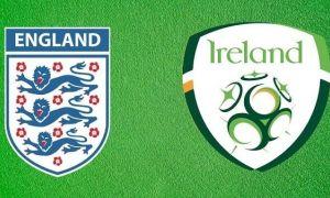Англия - Ирландия: Бошланғич таркиблар эълон қилинди