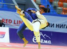 Наши дзюдоисты завоевали 5 медалей на Кубке Президента Таджикистана
