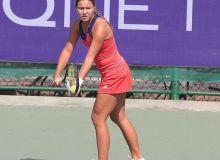 Сабина Шарипова сегодня начнет участие в турнире в Загребе