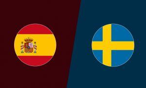 Испания – Швеция. Асенсио ва Форсберг асосий таркибда