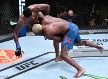 """UFC Vegas 22"". Марказий жанг ўз мақомига мос ўтди (видео)"