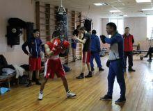 Навбатдаги боксчимиз ҳам Беларусда олтин медал учун жанг қилади