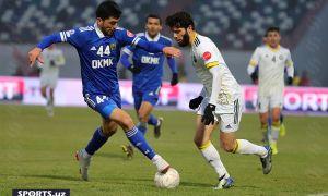 Match Highlights. FC AGMK 0-3 FC Pakhtakor