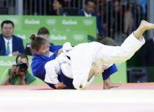 Дзюдо: Гулноза Зияева бронза медали учун баҳсда мағлуб бўлди