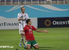FC Lokomotiv lose two vital points as they play a 1-1 draw with FC Metallurg