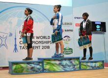 Кумушхон Файзуллаева стала чемпионкой мира