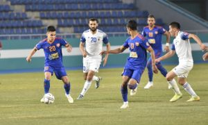 Bobir Abdikholikov secure a 1-0 win for FC Nasaf over FC Kokand