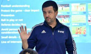 Фархад Абдуллаев будет работать на чемпионате мира U-17 в качестве инструктора