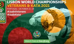 Our veterans will take part in the World Judo Championship