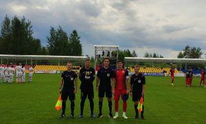 «Бунёдкор» одержал победу над командой Высшей лиги Беларуси