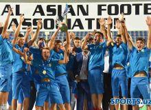 CAFA U-16 championship турнирида тақдирлаш маросими (фото)