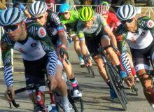 Велоспортсмен Узбекистана стал призером групповой гонки