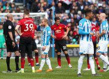 """""""Хаддерсфилд"""" - """"Манчестер Юнайтед"""" 1:1 (видео)"""