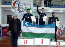 Успешное выступление лучников Узбекистана в Грузии