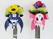 Прошла презентация букетов, которые будут вручены победителям и призёрам Токийской Олимпиады
