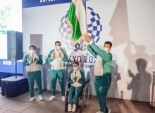 Известны знаменосцы на церемонии открытия Паралимпиады-2020
