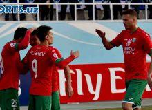 FC Lokomotiv to shock Al Wahda FC in their ACL opener