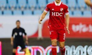 Официально! Еще один узбекский игрок подписал контракт с клубом китайской Суперлиги (ФОТО)