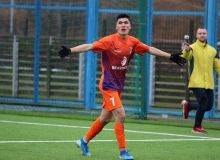 Jasur Yakhshibaev named MVP in Energetik-BGU match against Minsk