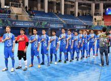Узбекистан по количеству медалей вошел в тройку сильнейших стран АФК в футзале.