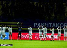 Статистика «Пахтакора» против клубов Ирана