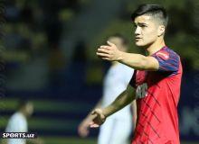 Клубы Суперлиги также присматриваются к Жасуру Жалолиддинову