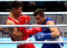 Бокс: Исроил Мадримов ҳам ярим финалда