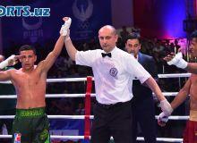 Photo Gallery. Shunkor Abdurasulov vs Luis Angel Cabrera