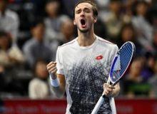 Daniil Medvedev eng kuchli tennischini engdi