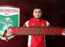 "Расман! ""Локомотив"" навбатдаги трансферни эълон қилди"