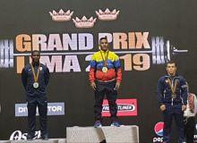 Достон Якубов стал призёром Гран-При соревнования