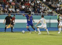 Суперлига. Пропущенный гол и потасовка на поле - «Согдиана» потерпела первое поражение в сезоне в Карши
