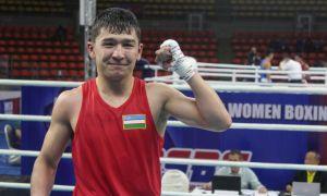 Боксеры Узбекистана сегодня выступят в полуфиналах