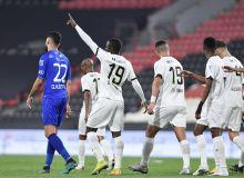 Чемпионат ОАЭ. Команда Хамдамова проиграла с крупным счетом