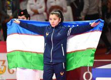 Бахринисо Бабаева стала золотым призёром Премьер-Лиги по каратэ