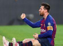 """""""Барселона"""" футболчиларига Месси билан машғулотларда чекловлар мавжуд"""