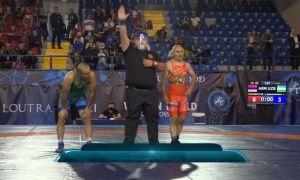 Абдурахмонов стал призёром чемпионата мира среди ветеранов