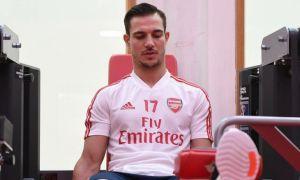 """Ана холос! """"Арсенал"""" жароҳатланган футболчини 5 млн еврога ижарага олди"""