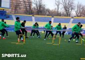 alahli training 11-03-2019