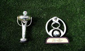 Сегодня состоится жеребьёвка Лиги чемпионов АФК и Кубка АФК.