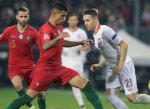 Португалия - Польша 1:1 (видео)