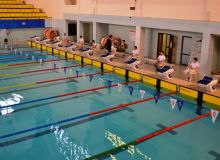 В Ташкенте проходит лицензионный турнир по плаванию