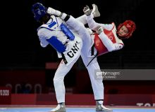 Nigora Tursunkulova ends her participation at 2020 Tokyo Olympics