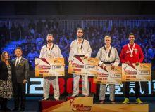 Никита Рафалович стал призером Гран-при в Манчестере