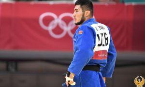 Хикматиллох Тураев вышел на татами против чемпиона мира