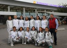 Our water polo players have left for the World Cup
