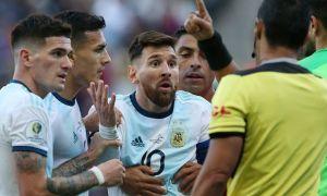 Аргентина футбол федерацияси Мессининг хатти-ҳаракати учун КОНМЕБОЛдан узр сўради